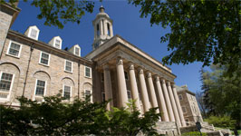 Penn State Campus, Old Main